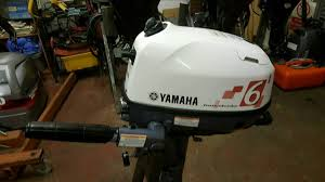 yamaha 6hp outboard. yamaha 6hp 4 stroke short shaft 2013 outboard still in warranty, exellent condition