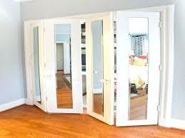 home depot mirror closet doors out of this world mirrored door bypass stanley