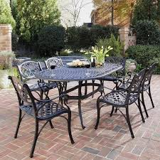 patio metal patio tables metal patio furniture sets a set of dining table for outdoor