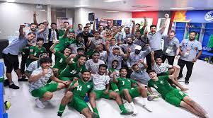 المنتخب السعودي الأولمبي يسقط في فخ التعادل أمام ليبيريا استعدادًا  لأولمبياد طوكيو - واتس كورة