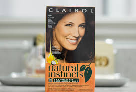 Natural Instincts Creme Color Chart Clairol Natural Instincts How To Color Hair At Home