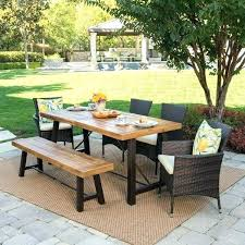 remove mildew from patio cushions outdoor dining cushions outdoor 6 piece rectangle wicker wood dining set