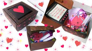 diy projects diy cute valentine s day box idea for him her diyall net home of diy craft ideas inspiration diy projects craft ideas