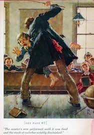 today s inspiration norman rockwell s tom sawyer part 1 norman rockwell s tom sawyer part 1