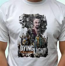 Dying Light The Following T Shirt Dying Light Design White T Shirt Game Top Mens T Shirt Size S 3xl Slogans Customized Tee Shirt Buy T Shirt Fun Shirt From Yroda 15 23 Dhgate Com