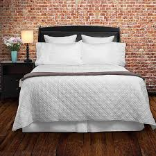 What's the best bed cover, duvet cover, coverlet or quilt? & Luxury Quilted Coverlets for the top of your bed Adamdwight.com