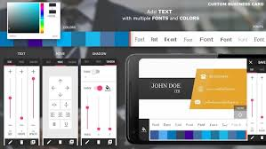 Best 10 Apps For Designing Business Cards Appgrooves Discover