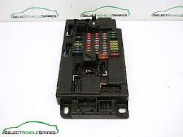 mini cooper fuse box replacement fuse boxes bmw mini one cooper s r56 in car footwell fuse box relay board 3457582