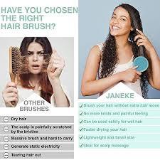 <b>Janeke</b> Mini <b>Superbrush</b> Detangler Brush A- Buy Online in Gibraltar ...