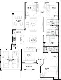 plans luxury 3 bedroom house designs and floor plans 4 dormer bungalow home ideas bed