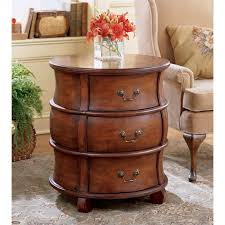 round wood end table intended for butler specialty plantation cherry barrel 0523024 plan 13