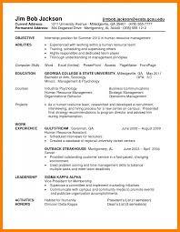 12 Objective Resume Internship Authorize Letter