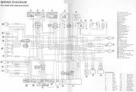 1996 yamaha kodiak wiring diagram wiring library 2004 yamaha kodiak 450 wiring diagram 2001 warrior throughout 400 rh autoctono me