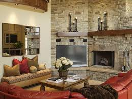 can this gorgeous fireplace convince you to try stone veneer