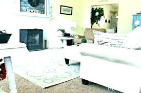 living room area rug on top of carpet rugs brilliant over trafficmaster gripper pad