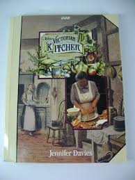Ruth Mott Victorian Kitchen The Victorian Kitchen Amazoncouk Jennifer Davies