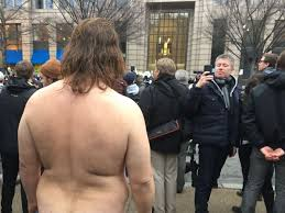 Naked women of washington