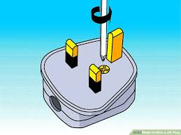 how to wire a uk plug 12 steps pictures wikihow image titled wire a uk plug step 2