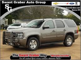 Used 2012 Chevrolet Tahoe For Sale in Barron, WI   1GNSKAE07CR244334