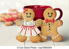 gingerbread man and woman. Wonderful And Gingerbread Couple  Csp10900544 To Man And Woman Can Stock Photo
