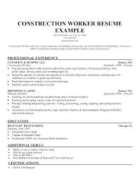 Warehouse Worker Sample Resume Related Post Warehouse Dock Worker ...