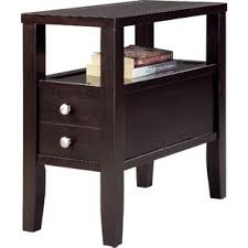 wood end tables. Gahagan End Table With Storage Wood Tables B
