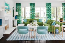 Blue And Green Living Room 8 ways to decorate with blue coastal living 7334 by xevi.us