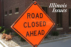 Estimate Asphalt Road Construction Cost Per Mile For Illinois Roads Needs Are Growing Funding Isn T Npr