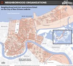 how do we map new orleans let us count the ways  nolacom