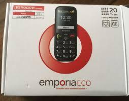 Emporia ECO Pensionistenhandy in 7100 ...