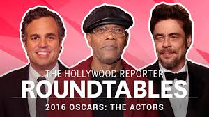 Actors Round Table Will Smith Samuel L Jackson Mark Ruffalo And More Actors On