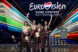 Tags rock esc music music video official måneskin zitti e buoni italy rotterdam open up 2021 eurovision song contest Gl H9d7ifczezm
