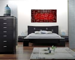 modern office art modern office art office art large red