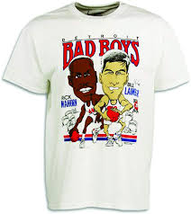 Detroit Pistons Bad Boys Apparel ...