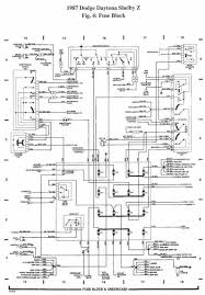 dodge daytona shelby z 1987 rear compartment wiring diagram all dodge daytona shelby z 1987 rear compartment wiring diagram