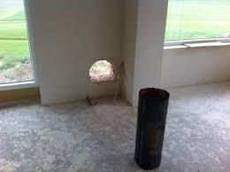Über fußböden ohne dämmung kann im winter viel wärme entweichen. 20 Cm Loch In Die Aussenwand Bauforum Auf Energiesparhaus At