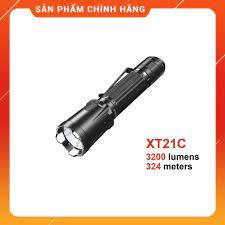 SIÊU SÁNG] [BH 5 NĂM] Đèn pin và đèn sạc KLARUS XT21C tác chiến nhanh sáng  3200 lumen xa 324m LED Luminus sạc type-C chính hãng 2,695,000đ