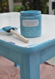 Small Picture americana decor chalk paint Americana Decor Chalky Finish Azul