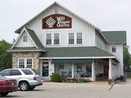 Mill House Quilts in Waunakee, Wisconsin | Wisconsin | Pinterest ... & My daughter showed me this wonderful quilt store in Waunakee Wisconsin just  down the road from her a short way. What a wonderful store and the building  is Adamdwight.com