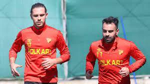 Göztepe, Galatasaray maçı hazırlıklarını sürdürdü - 7 gün 24 saat son  dakika gündem ve güncel haberşer