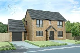 Captivating 3 Bedroom Detached House For Sale   Plot 12   Calderpark Gardens, Glasgow,  G71