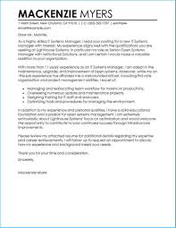 Sample Cover Letter Employment Stylish Sample Cover Letters For Jobs To Make Resume Cover