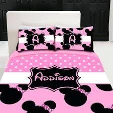 minnie mouse comforter set queen mouse cot bed duvet set junior toddler size for ideas inside minnie mouse comforter set