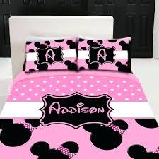 minnie mouse comforter set queen mouse cot bed duvet set junior toddler size for ideas inside minnie mouse comforter set