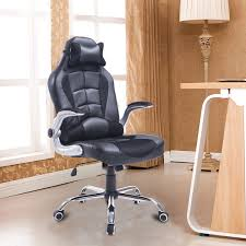 office recliner chairs. Racing-Office-Chair-Adjustable-Recliner-Gaming-Computer-Ergonomic- Office Recliner Chairs H