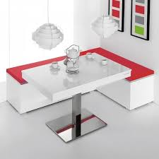 Meuble Dangle Cuisine Manhattan Vimens Coin 45x45 Cm Skay Rouge