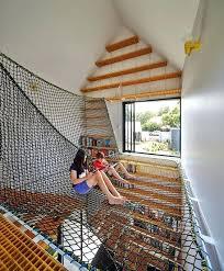 cargo net hammock modern library nets diy for 8
