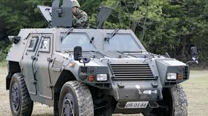 Komatsu Ends Work On Key Japan Self Defense Force Vehicle Nikkei
