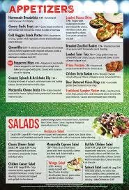 ilprimo pizzeria menu appetizers salads