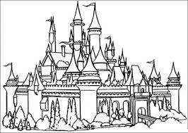 Free download 40 best quality disney princess castle coloring pages at getdrawings. Disney Castle Free Printable Disney Coloring Pages Cinderella Coloring Pages Castle Coloring Page Princess Coloring Pages